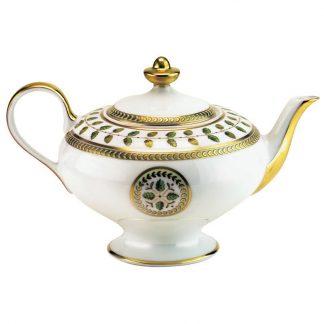 Bernardaud Constance Teapot 12c