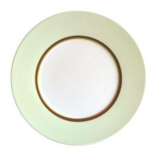 "Bernardaud Cronos Amande Salad Plate 8.5"""