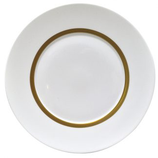 Bernardaud Cronos Or Bread And Butter Plate 6.5""