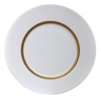 Bernardaud Cronos Or Salad Plate 8.5""