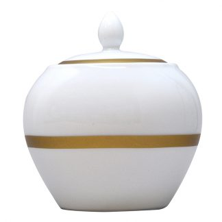 Bernardaud Cronos Or Sugar Bowl