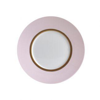"Bernardaud Cronos Rose Salad Plate 8.5"""
