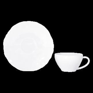 Bernardaud Digital Coffee Cup And Saucer