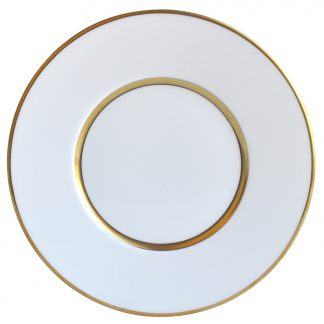 "Bernardaud Duo Or Bread & Butter Plate 6.5"""