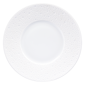 Bernardaud Ecume White Bread And Butter Plate 6.5""