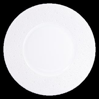 """Bernardaud Ecume White Salad Plate 8.5"""""""
