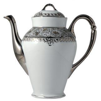 Bernardaud Eden Platine Coffee Pot