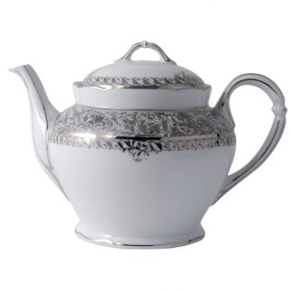 Bernardaud Eden Platine Tea Pot