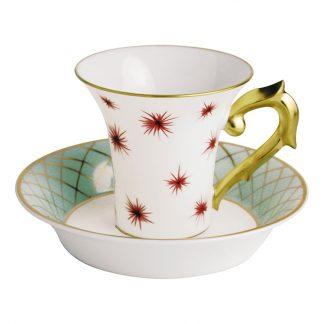 Bernardaud Etoiles Coffee Cup