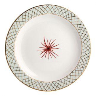 """Bernardaud Etoiles Deep Round Dish 11.5"""""""