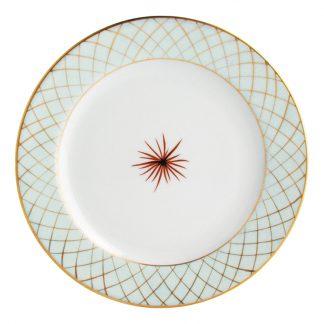 "Bernardaud Etoiles Salad Plate 8.5"""