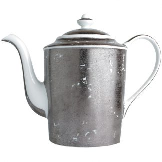 Bernardaud Feuille D'argent Coffee Pot 12c