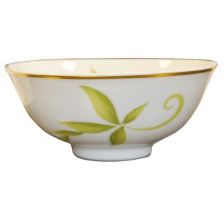 "Bernardaud Frivole Rice Bowl 4.7"""