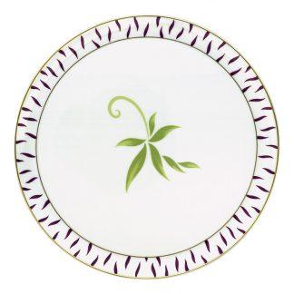 "Bernardaud Frivole Tart Platter - Round 13"""