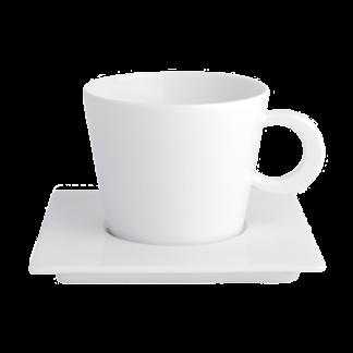 Bernardaud Fusion Tea Cup And Saucer