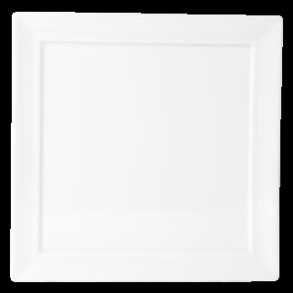 "Bernardaud Fusion Wallis Salad Plate - Square 8.5"" X 8.5"""