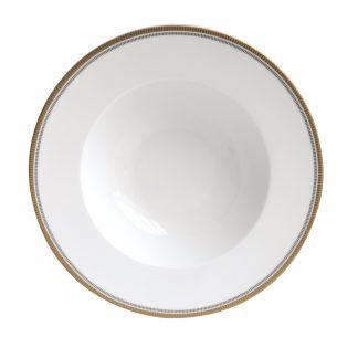"""Bernardaud Gage Rim Soup 9"""""""