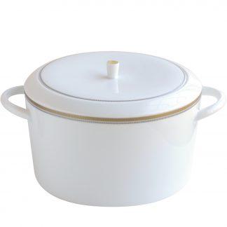 Bernardaud Gage Soup Tureen 68 Oz