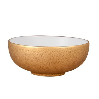 "Bernardaud Gouttes D'or Bowl D. 4.7"" H. 1.9"""