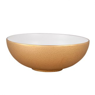"Bernardaud Gouttes D'or Bowl D. 6.6"" H. 2.7"""