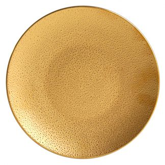 Bernardaud Gouttes D'or Salad Plate 8.5""