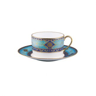 Bernardaud Grace Breakfast Cup Saucer
