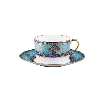 Bernardaud Grace Breakfast Cup Saucer