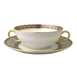 Bernardaud Grace Cream Cup Saucer