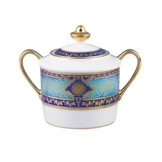 Bernardaud Grace Sugar Bowl 6c