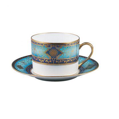 Bernardaud Grace Tea Cup Saucer