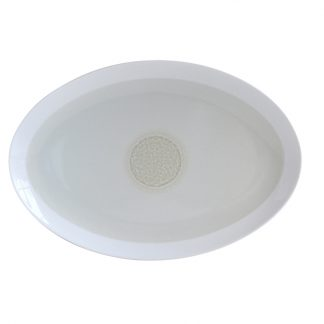 Bernardaud Iris Oval Platter 15''