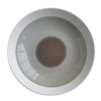 """Bernardaud Iris Soup Plate 7.5"""""""