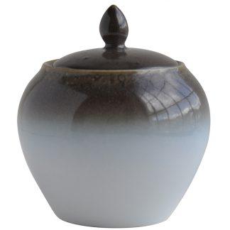 Bernardaud Iris Sugar Bowl