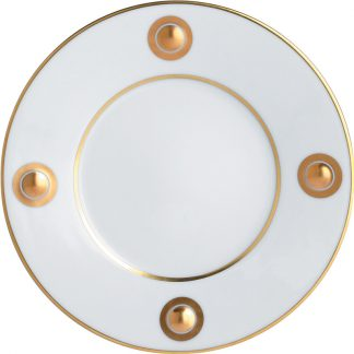 Bernardaud Ithaque Or Gold Salad Plate 8.5""