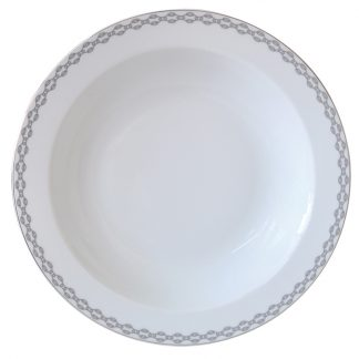 Bernardaud Loft Deep Round Dish