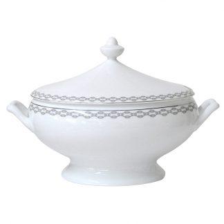 Bernardaud Loft Soup Tureen 2qt