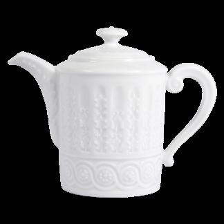 Bernardaud Louvre Coffee Pot 2c Individual 2c