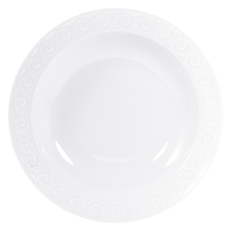 "Bernardaud Louvre Deep Round Dish 11.5"""