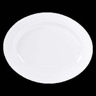 """Bernardaud Louvre Oval Platter 13"""""""