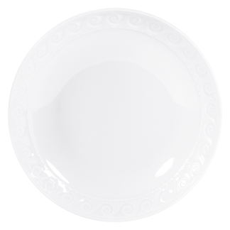 "Bernardaud Louvre Pasta Plate 9"""