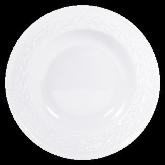 """Bernardaud Louvre Rim Soup Bowl 9"""" 8.7"""""""