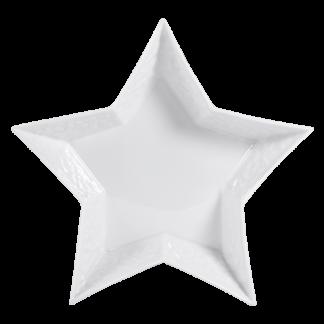 "Bernardaud Louvre Star Dish 9.5"""