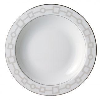 """Bernardaud Milo Deep Round Dish 11.5"""""""