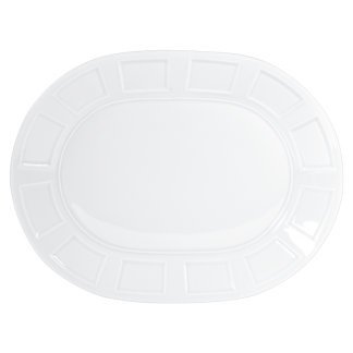 "Bernardaud Naxos Oval Platter 13"""