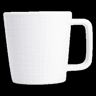 Bernardaud Organza Mug 8.5 Oz