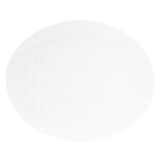 "Bernardaud Organza Oval Platter 13"""