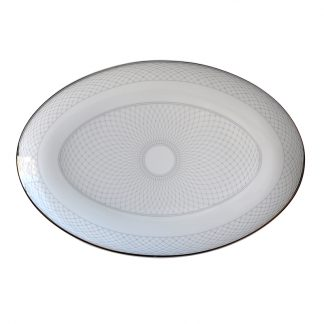 Bernardaud Palace Oval Platter 15''