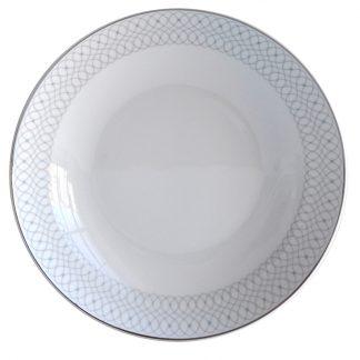 """Bernardaud Palace Soup Plate 7.5"""""""