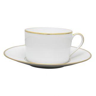 Bernardaud Palmyre Breakfast Cup