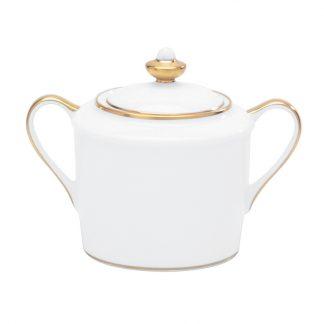 Bernardaud Palmyre Sugar Bowl 6c